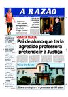 Jornal A Razo Santa Maria - 24042012