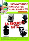 L&#039;anniversaire - La scurit auto