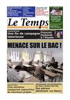 Le Temps d&#039;Algrie Edition du Lundi 07 Mai 2012