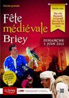 Programme de la Fte mdivale de Briey 2012