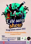 Programme 2012 - l&#039;Et sera Show  Brive 