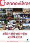 Bilan mi-mandat 2009-2011