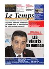 Le Temps d&#039;Algrie Edition du Jeudi 24 Mai 2012