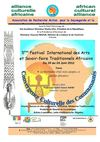 5me Festival des Arts et Savoirs-faire Africains