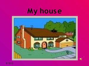 Calam o partes de la casa en ingles - La casa del ingles ...