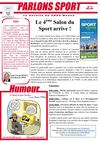 Parlons Sport - Juin 2012