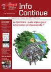 Info Continue n39 - 2e trimestre 2012 (magazine des Greta de Lorraine)