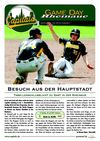 Game Day Rheinaue - Vol. 7 - Bonn Capitals vs. Berlin Sluggers