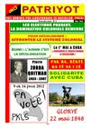 Patriyòt n° 5, journal du PKLS