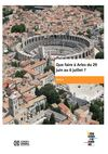 Agenda Arles du 29 juin au 06 juillet 2012