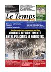 Le temps d&#039;Algrie Edition du 10-07-2012