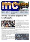MYT Higher Education Magazine Summer 2012