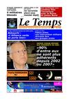 Le temps d&#039;Algrie Edition du 29-07-2012