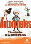 Programme des Automnales 2012