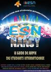 Guide de l'étudiant international de Nancy (2012/2013)
