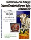 Cottonwood Creek Farmers Market and Artisan Fair