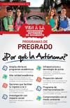 Programas de Pregrado Universidad Autónoma de Occidente