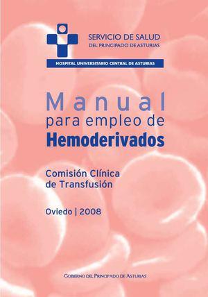Calaméo - MANUAL para empleo de HEMODERIVADOS