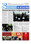 Segundo Caderno - Jornal A Razo Santa Maria - 25082012