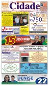 Jornal Cidade de Pratpolis - Edio n 16 de 10/08/2012
