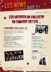 Collectif BUS 21 creation et cie - Newsletter ete 2012