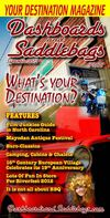 Dashboards and Saddlebags &quot;The Destination Magazine&quot; September 2012