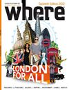 WHERE London Paralympic Edition 2012