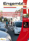 Journal municipal d'Orthez - septembre 2012