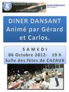 DINER DANSANT-CAZAUX