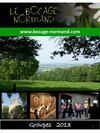 Brochure Groupes 2013 - Le Bocage Normand - Normandie - Calvados