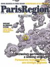 Paris Region Magazine / Doing Business in Paris Region - issue 18