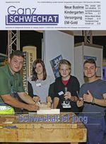 November/Dezember-Ausgabe 2012 © Stadtgemeinde Schwechat
