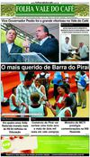 Edio 71 de 16 a 31 de outubro 2012 - Jornal Folha Vale do Caf