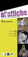 A l&#039;affiche N73 - Novembre | Dcembre 2012 - L&#039;agenda culturel des villes de Bayonne, Anglet, Biarritz