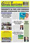 JORNAL GOIS TURISMO - EDIO - NOVEMBRO DE 2012