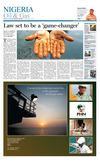 FT Special Report | Nigeria Oil & Gas Jul 2012