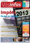 Journal Vosinfos N45 - Edition Forges / Buchy / Clres