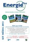 ENERGIE PLUS - KIT MEDIA 2013