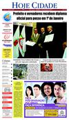 Jornal Hoje Cidade 14-12-2012