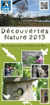 Dcouvertes Nature 2013 - LPO Loire