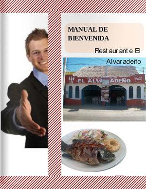 Diseño de un manual de bienvenida