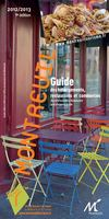 Guide des hbergements, restaurants et commerces de Montreuil 2012/2013