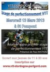 Dossier de communication du stage VTT avec Paul MATHOU