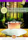 Le pays / het land van Saint Hubert : Restaurants, Hotels, B&B, Gites, Campings