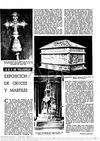 Exposición Pax Christi1956. Noticia ABC