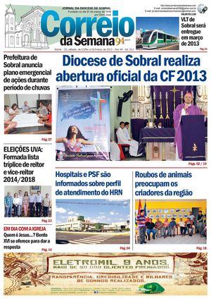 Jornal Correio da Semana ( SOBRAL CE)