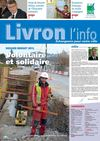 Livron l&#039;info - n55 - mars / avril 2013
