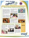 2013 March Break Clubhouse Day Camp Newsletter