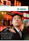 DEKRA Annual Report 2010 (company)