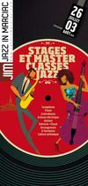 STAGES & MASTER CLASSES JAZZ 26/07 > 03/08